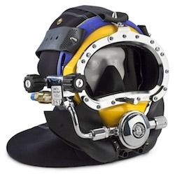 Potápěčské helmy