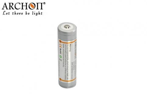 Akumulátor 18650 3,7 V 2600 mAh