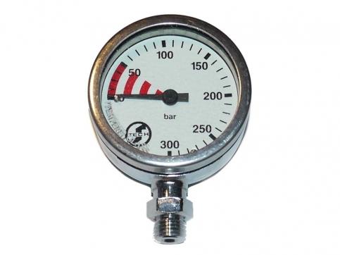 300 barSPG gauge , Tecline