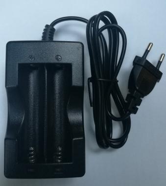 Nabíječka akumulátorů 18650 3,7 V