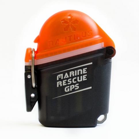 Vysílačka s GPS NAUTILUS MARINE RESCUE