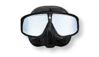 Maska SPHERA černý silikon