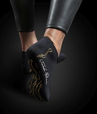 Ponožky neoprenové 1,5 mm nízké
