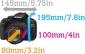 Pouzdro SLR CASE pro fotoaparát s velkým objektivem 458