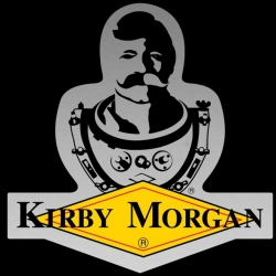 200-150 1st Stage w/Bal. 2nd Stg Scuba Reg Assy, Kirby Morgan