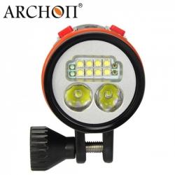Lampa ARCHON LED 5200 lumen, přepínání úhlu světla VIDEO/SPOT
