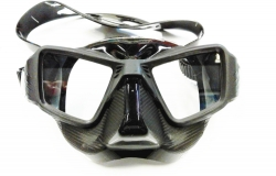 Maska DEVIL freedivingová, Soprassub