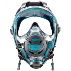 Maska celoobličejová NEPTUNE SPACE G-Divers,Ocean reef