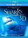 Film IMAX SHARKS 3D Blu-ray