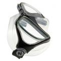 Maska INFINITY transparentní