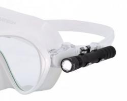 Svítilna LED 17 na masku, Tecline
