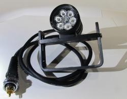 Lampa LED 1, 24 W hlava GRALMARINE