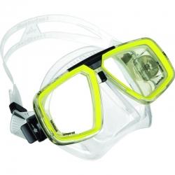 Maska LOOK transparentní lícnice, potápěčské brýle, Technisub