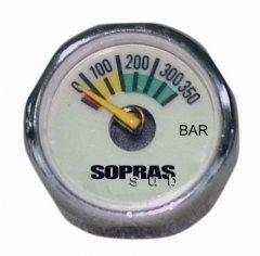 Manometr PONY 350 Bar, Sopras sub