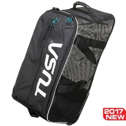 Taška síťová MESH ROLLER BAG, Tusa