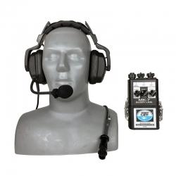 Stanice komunikační MK7 přenosná pro 2 potápěče drátová, OTS