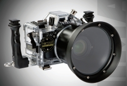 Pouzdro podvodní pro Canon Eos 7D, port 24-105 mm