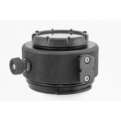 Port plochý pro objektivy Canon 18-55mm a 50mm/60mm makro objektivy se zoomem na pouzdro NIMAR D-SLR, NIMAR