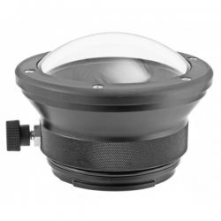 "Port vypouklý 125mm (5"") pro objektiv Nikkor 12-24mm se zoomem na pouzdro NIMAR D-SLR, NIMAR"