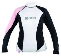 Tričko LOOSE FIT dlouhý rukáv - dámské, Mares