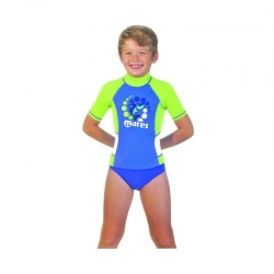 Tričko RASH GUARD BOY - KID s krátkým rukávem, Mares