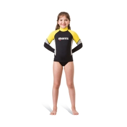 Tričko RASH GUARD UPF BLOCK +80 Junior, Mares