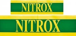 Samolepka HALCYON pro označení Nitroxové lahve