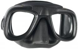 Maska SAMURAI černá, Mares