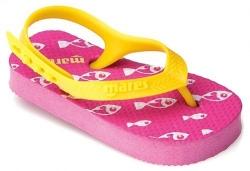 """Sandálky dětské TIDDLER - růžové, Mares """"VÝPRODEJ"""""""