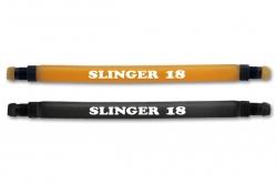 Guma k harpuně SLINGER 18 mm černá, Imersion