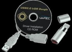 Přijímač infrared/USB interface, Uwatec