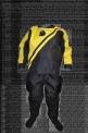 Oblek trilaminátový SOLO LIGHT - barva dle výběru, Dive system
