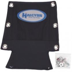 Dečka zádová s kapsou - Standard Halcyon