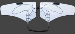 Subwing Fiber Glass Black