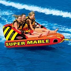 Kluzák vodní tažný Super Mable, Kwiktek