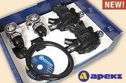 Automatika APEKS TEK3 + XTX50 set