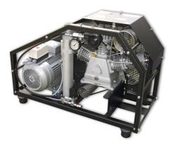 Kompresor TYPHOON OPEN 13ES 210 l/min elektrický, PARAMINA