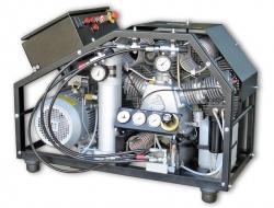 Kompresor TYPHOON OPEN 15E 250 l/min elektrický, PARAMINA