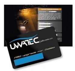 Software Galileo Upgrade HRM, Uwatec