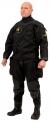 Oblek suchý VTS CORDURA - přední zip s latexovou kuklou, Viking