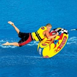 Kluzák vodní tažný kruh Zip Ski, KWIKTEK
