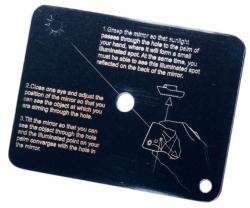Zrcátko signalizační, Divesoft